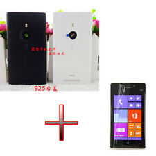 QM2 Wireless Charge Original Battery Back Cover Case + Film For Nokia Lumia 925