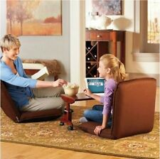 Adjustable Floor Chair Living Room Furniture Chairs Gifts For Her Him SET OF TWO