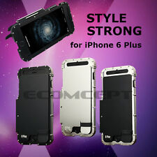 Rugged Hard Armor Luxury Metal Aluminum Case Cover For Apple iPhone 6S Plus 5.5""