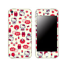 Hello Kitty Skin Decal Sticker iPhone Galaxy Universal Mobile Phone Red Balloon