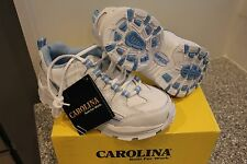 CAROLINA WOMENS #CA1556 STEEL TOE WHITE SAFETY SHOES SLIP RESISTANT FREE SHPG!