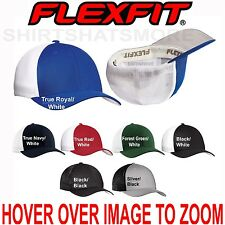 NEW! Port Authority Flexfit Cap Hat Baseball Fitted Superior Quality S/M, L/XL