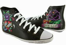 80 Ed Hardy Shanghai Womens Sneakers Shoes