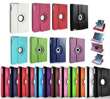 360 Degree Rotating PU Leather Case Cover Swivel Stand for Apple iPad 2 3 4
