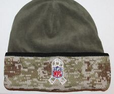 NFL Salute to Service New Era Knit Beanie Cap Various Teams New with Tags