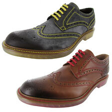 Donald J. Pliner Mens Habik2 Leather Oxford Shoe