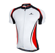 Red Cycling outdoor sports Jersey Quick Dry Breathable Clothing Bike Sale M-2XL