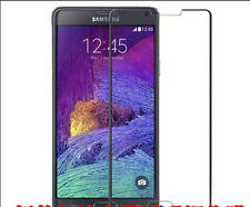 HD full-screen overlay glass screen protector film for Samsung Note4 membrane
