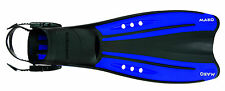 OceanPro Mako Scuba Diving or Snorkeling Fins Open Heel All Sizes