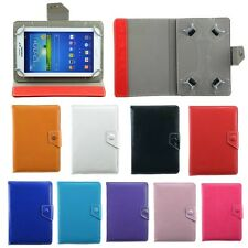 """Premium PU Leather Case Stand Cover For 7"""" RCA 7 Voyager RCT6773W22 Tablet"""