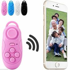 Bluetooth Selfie Remote Control Shutter Gamepad Mouse For TV i Pad Surface Pro
