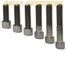 A2 Stainless Steel Cap Head Bolts M5 Socket Screw Allen Socket Bolt DIN912