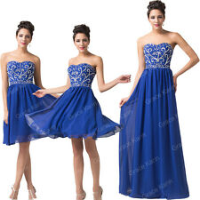 CHEAP SALE Masquerade Ball Gown Party Bridesmaid Evening Prom Dress 20 Plus Size