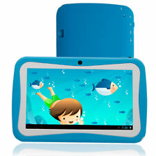 "7"" Tablet PC Android 4.4 MID 512M 4G Dual Camera Dual Core Children Kids Wifi H5"