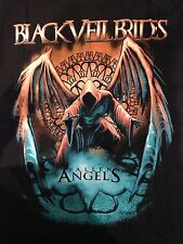 Black Veil Brides - Fallen Angel T Shirt New Version