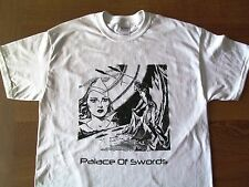 REVERB WORSHIP LIMITED EDITION T-SHIRT PALACE OF SWORDS FRUITS DE MER