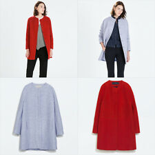 Zara Women Wool Coat S M L