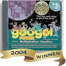 Googol Power: Multiplication Vacation Soundtrack by Various Artists