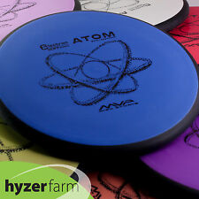 MVP SOFT ELECTRON ATOM *choose color and weight* disc golf putter  Hyzer Farm