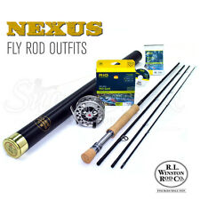 NEW - Winston Nexus 1090-4 Fly Rod Outfit - FREE SHIPPING!