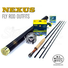 NEW - Winston Nexus 480-4 Fly Rod Outfit - FREE SHIPPING!