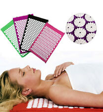 Acupressure Mat - Great For Stress Relief, Relax, Renew, Recharge - 4 Colors