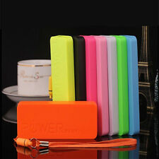 Ultra-Thin 5600mAh USB Portable External Power Bank Battery Charger For Phones