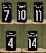 Ronaldo Football Real Madrid Phone Cover Case fits Apple Iphone 4 4s 5 5s 5c 6