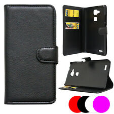 Etui Housse Coque Portefeuille Huawei Ascend Mate 7