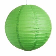 """Green Paper Party Wedding Lanterns - 12"""", 16"""" and 20"""" sizes"""