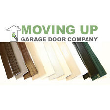 Double Car Garage Door Stop Sides and Top 2 Inch Weather Seal Any Size