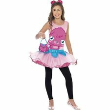 Moshi Monsters Poppet Officially Licenced Fancy Dress Costume Ages 4 to 9