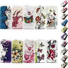 Fashionably Theme Flip Cover Picture Wallet Case Design Pocket for Mobile Phone
