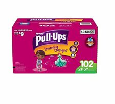 Huggies Pull Ups Training Pants for Girls Choose Your Size Brand New Item