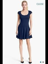 NWT Alice + Olivia Rylie Fit & Flare Dress Size 2-8 Retail $330