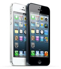 Apple iPhone 5 16GB 32GB 64GB Factory Unlocked Smartphone 4G LTE Black & White