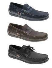 Leather Moccasins / Loafers / Deck/Boat Portuguese Shoes - 2112662/70/71
