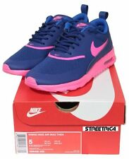 Nike Air Max Thea 599409-405 Deep Royal Blue/Hyper Pink-Hyper Cobalt