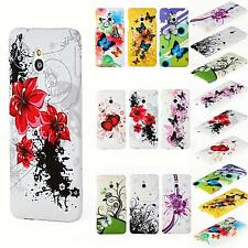 Butterfly Design Picture Case Hard Shell Proof Cover with Theme for Cell Phone