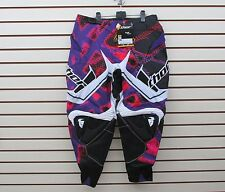 THOR RACING PANTS- ATV/DIRT BIKE -FLUX PANTS-2013- MENS,Waist 36-New w/ tags