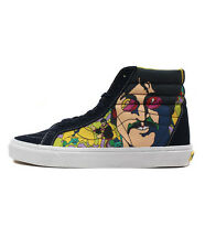 Vans x THE BEATLES SK8-Hi Reissue Mens Shoes NEW Faces FAB FOUR Yellow Submarine