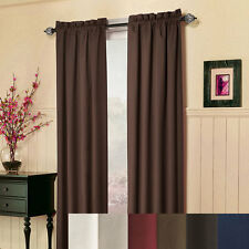 Shelby Thermal Window Curtain
