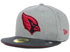 Official Arizona Cardinals New Era 59FIFTY Hat NFL Heather 2 Tone