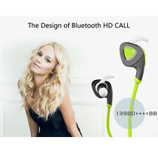 Best Q5 Wireless Bluetooth 4.1 Stereo Headset Earbuds Headphone Microphone