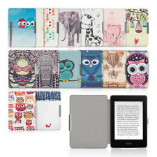 kwmobile FUNDA DE CUERO PARA AMAZON KINDLE PAPERWHITE (2012 / 2013 / 2014)