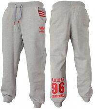 ADIDAS M 96 FLEECE TP JOGGINGHOSE GR: XS-XXL TRAININGS SPORT HOSE TRACK PANT