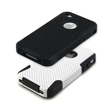 kwmobile SILICON COVER FOR APPLE IPHONE 4 / 4S SOFT CASE BUMPER TPU BACK MOBILE