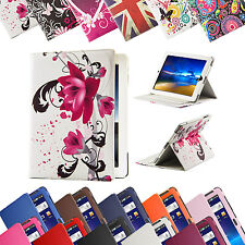 NEW Leather Case Cover For Samsung Galaxy Tab 2 10.1 inch P5100 7.0 P3100 Film