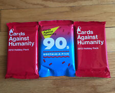 Cards Against Humanity 90s Nostalgia Holday 2012 2013 Pick N' Choose Expansion