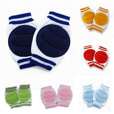 Infants Toddlers Baby Kids Knee Protector Safety Elbow Crawling Knee Pads